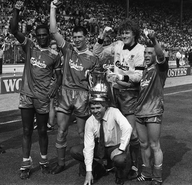 Wimbledon's Crazy Gang pulled off a shock FA Cup final win over Liverpool in 1988.