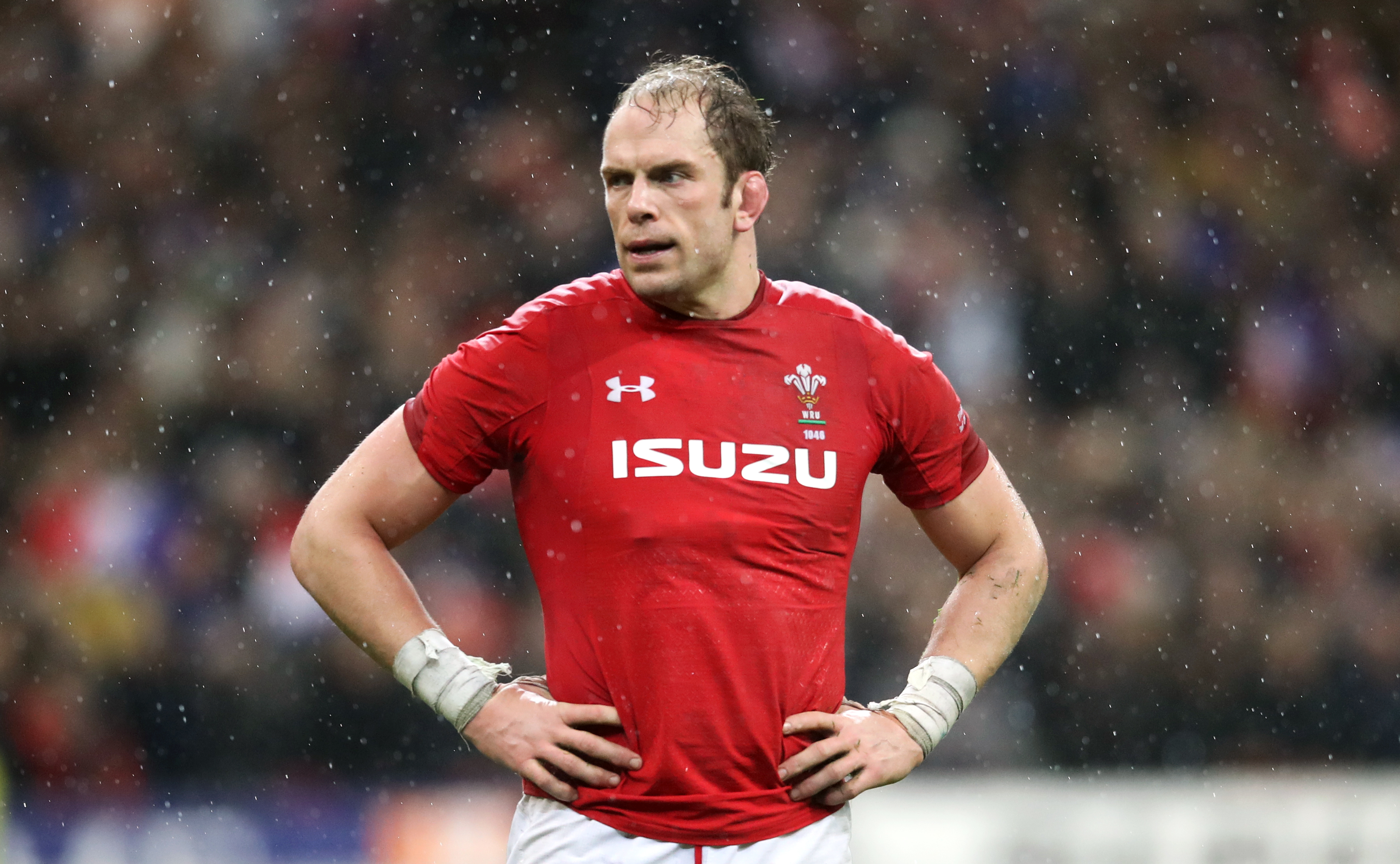 Wales change 11 for Six Nations trip to Rome