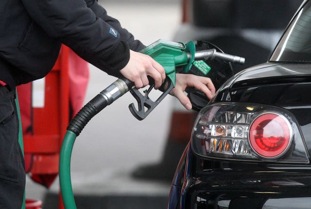 Inflation and fuel costs figures