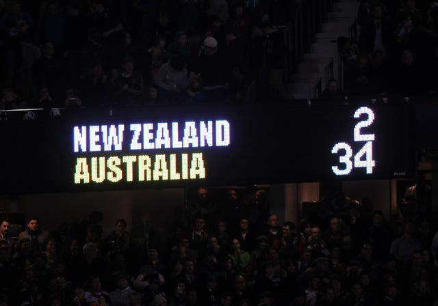 Rugby League – World Cup 2013 – Final – New Zealand v Australia – Old Trafford