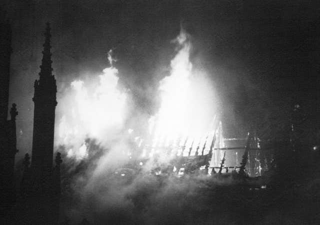 Disasters and Accidents – York Minster Fire – 1984