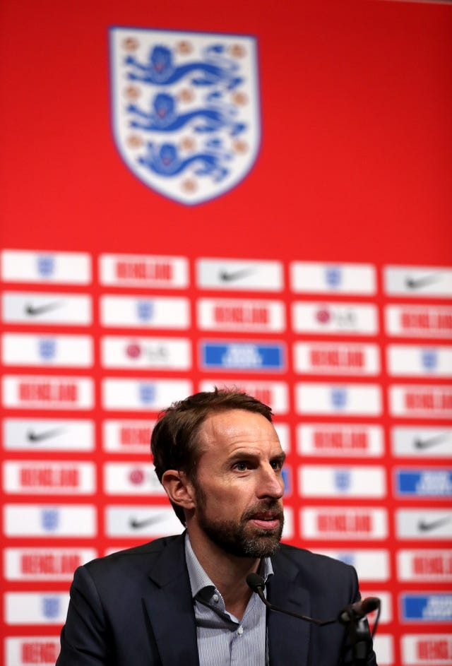 Southgate is willing to wait for his key striker