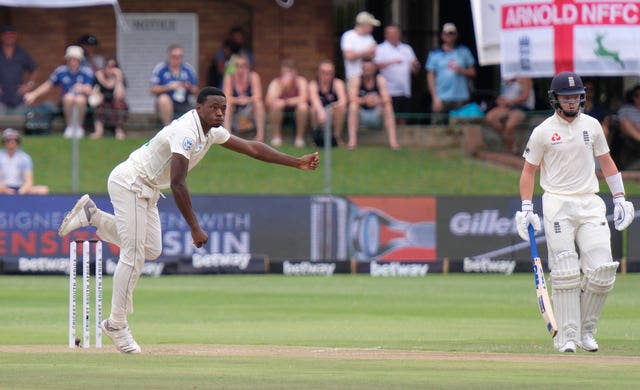 Kagiso Rabada will miss the final Test against England following his ban