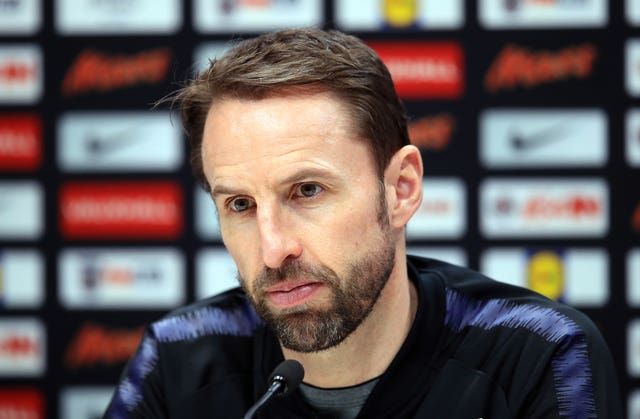 Southgate named his 23-man World Cup squad on Wednesday