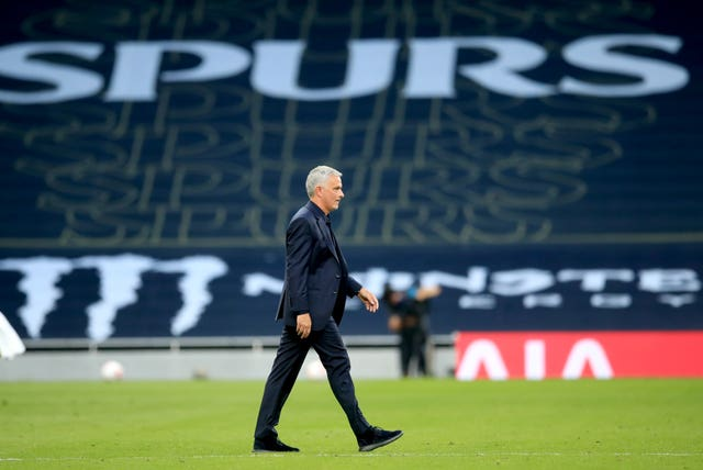 Tottenham boss Jose Mourinho has plenty to ponder right now