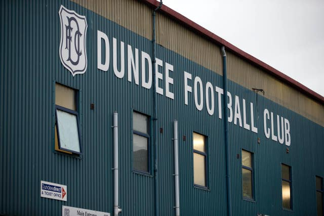 All eyes are on Dundee