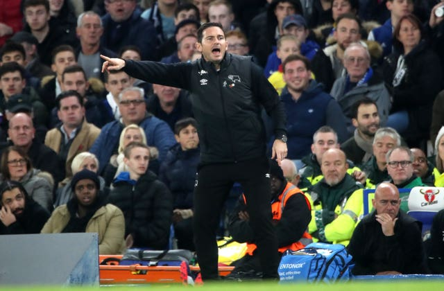 Chelsea FC 3 - 2 Derby County: Lampard fails to pull off successful Ram raid at former club Chelsea