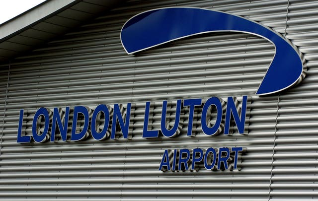 Luton Airport is catching on