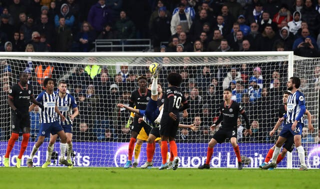 Lampard urges Chelsea to discover killer touch after spurned chances at Brighton