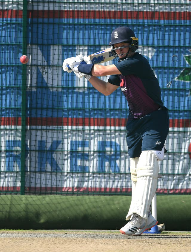Ollie Pope has been working towards full fitness and is eyeing the first Test.