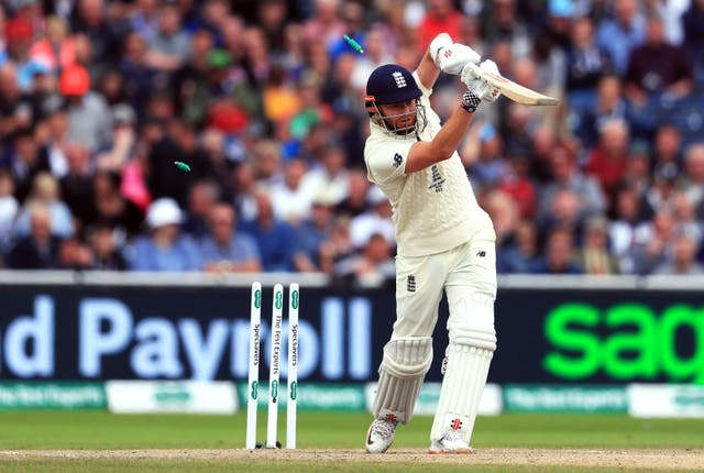 Jonny Bairstow struggled during the Ashes