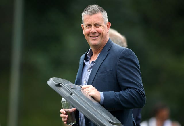 Ashley Giles, director of England men's cricket, was happy an agreement was reached (Nick Potts/PA)