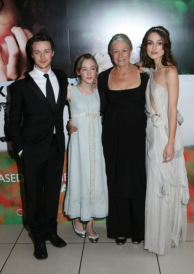 Atonement Premiere – London