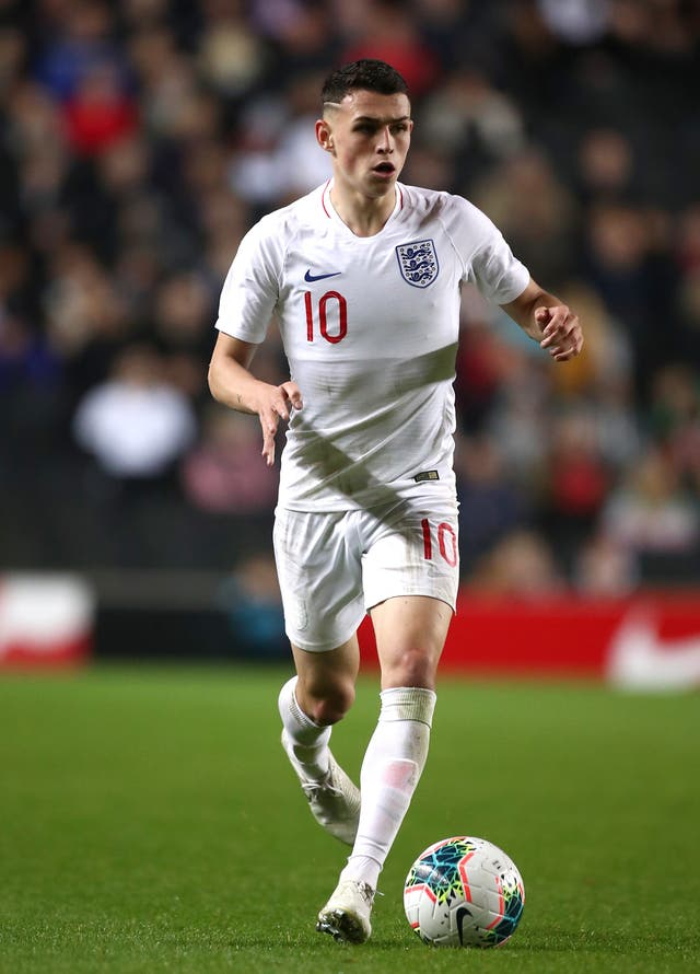 Phil Foden's England debut was overshadowed by his disciplinary breach