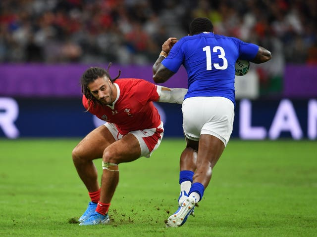 Navidi is a big loss to Wales