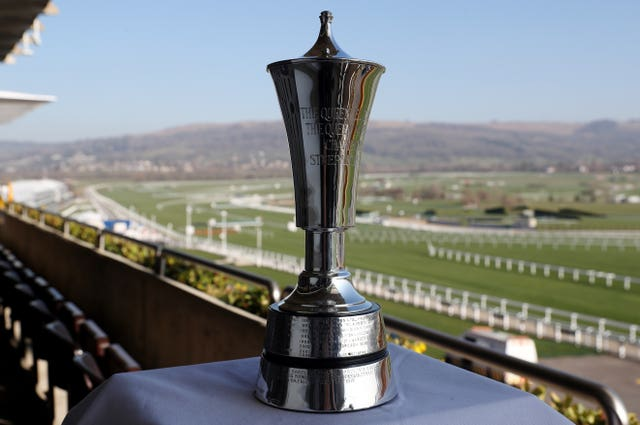 The Queen Mother Champion Chase trophy is up for grabs on Wednesday