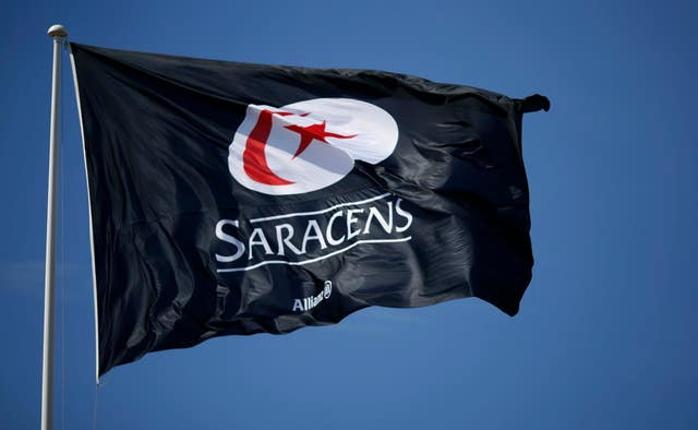 Saracens will be relegated from the Gallagher Premiership at the end of the season