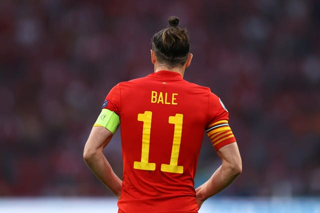 Gareth Bale ignores question about his future following Wales' Euro 2020 exit