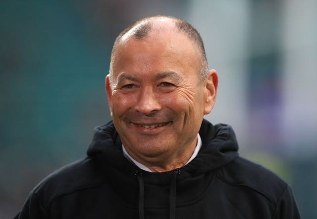 Eddie Jones has his coaching team ready for the Six Nations