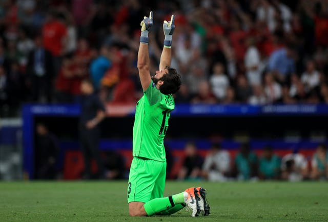 Alisson had a huge impact at Liverpool in his first season
