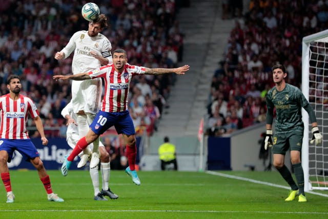 Real Madrid and Atletico Madrid played out a goalless draw in the first El Clasico of the season