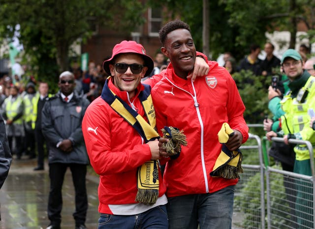 Soccer – FA Cup – Arsenal Winners Parade – London