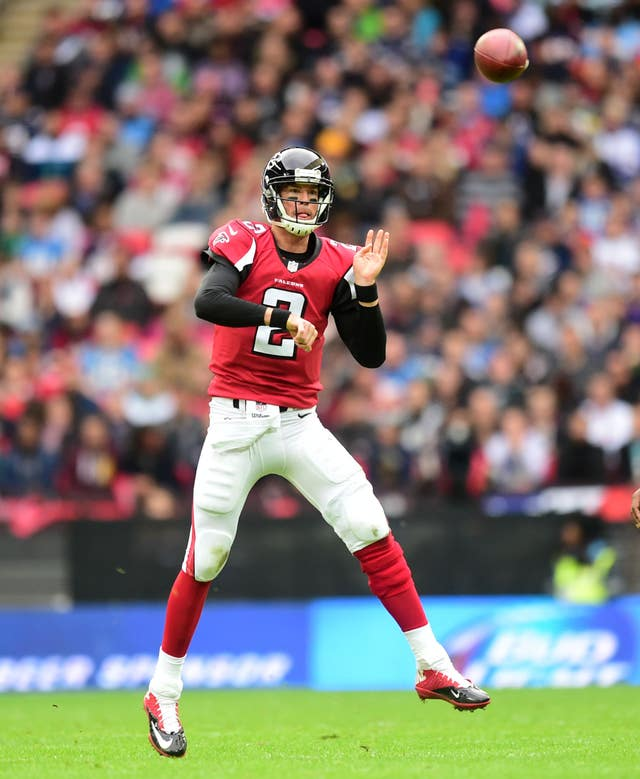 Matt Ryan is highest paid player in the NFL