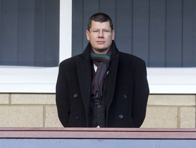 SPFL chief executive Neil Doncaster is attempting to navigate choppy waters
