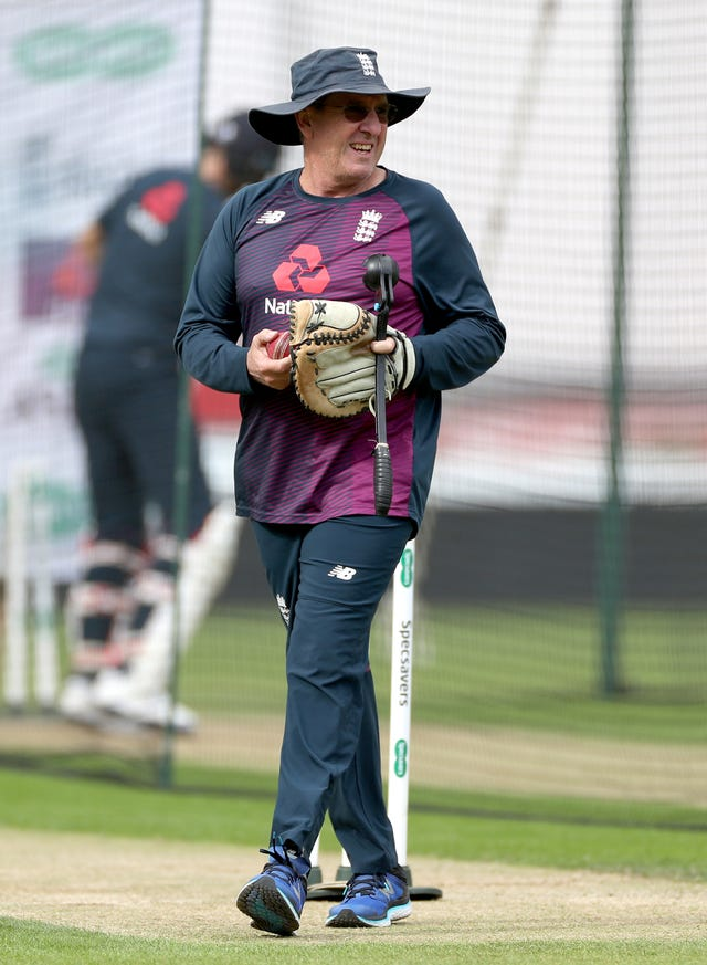 England and Australia Nets Session – Day One – The Oval