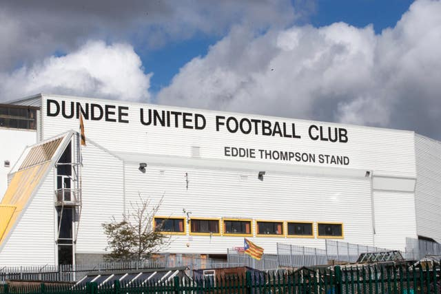 Dundee United will be playing Premiership football again if the resolution passes