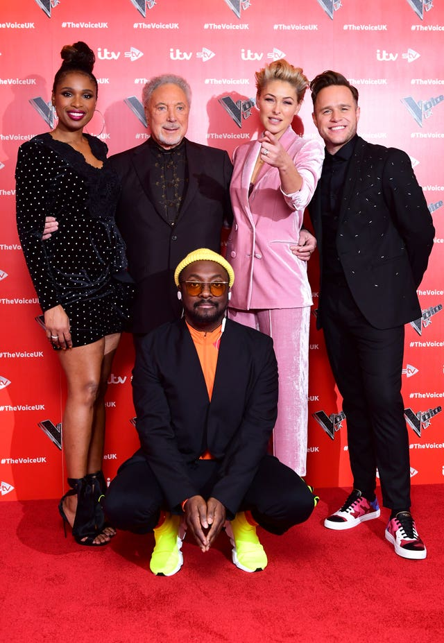 The Voice UK 2019 Launch Photocall – London