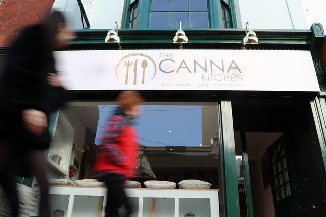 The Canna Kitchen