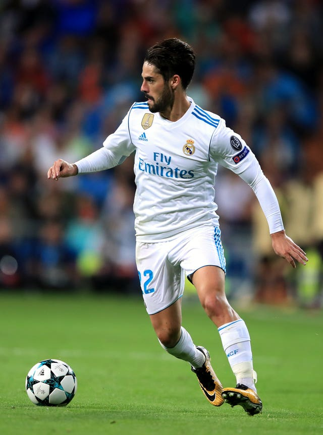 Real Madrid v Tottenham Hotspur – UEFA Champions League – Group H – Santiago Bernabeu