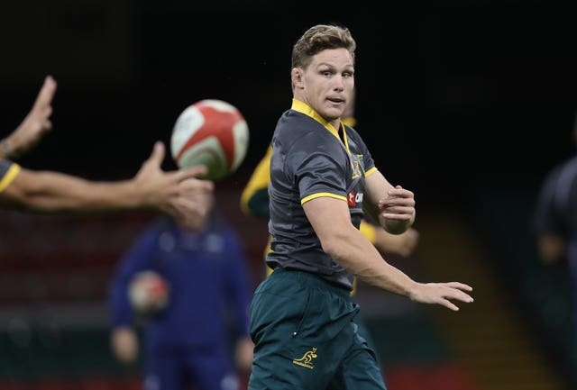 Australia Training Session – Principality Stadium