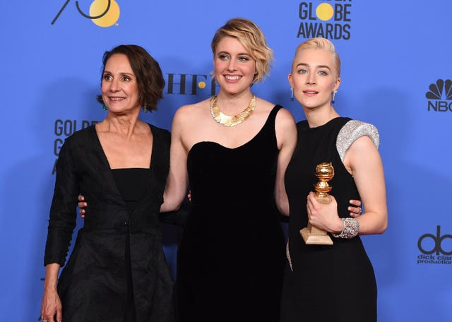 75th Annual Golden Globe Awards – Press Room