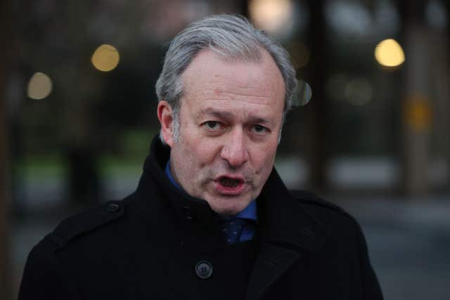 Lord Janner's son Daniel Janner QC has vowed to bring a private prosecution against 'Nick' (Jonathan Brady/PA)