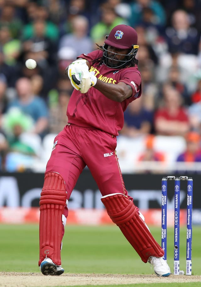 Chris Gayle is one of several big-hitters among both sides.