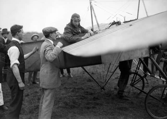 Aviation – First Airmail Flight – Hendon