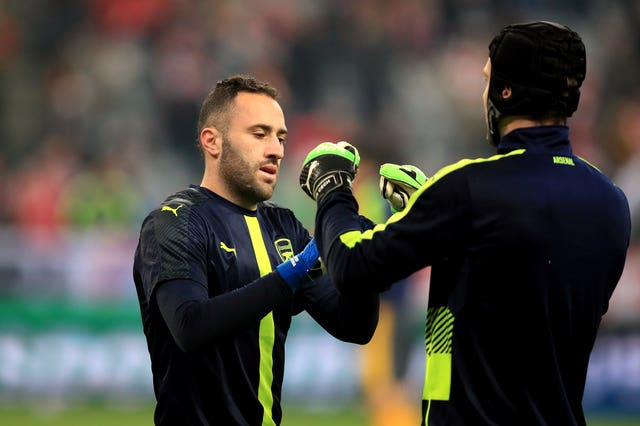 Both Ospina & Cech could yet be replaced if a new goalkeeper is signed ahead of next season