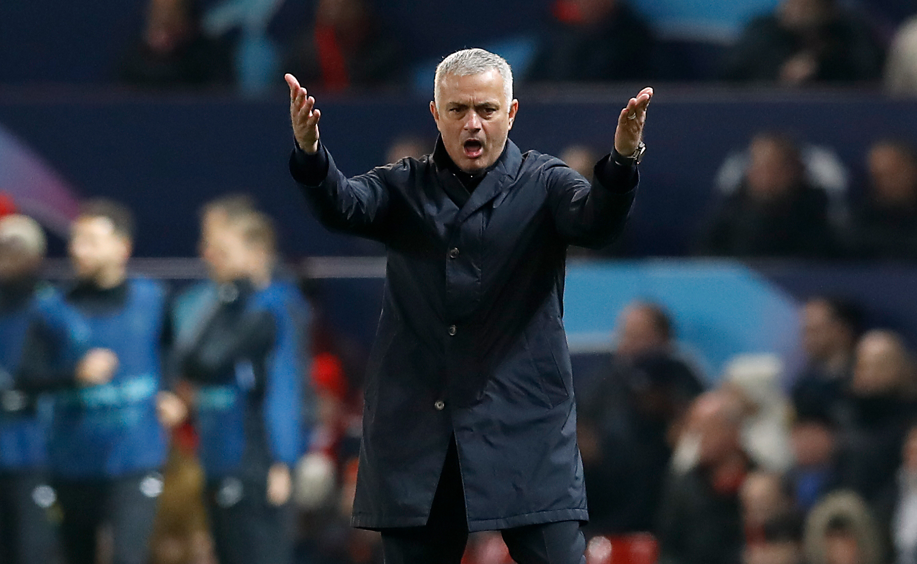 Ex-Manchester United boss Jose Mourinho to host Champions League TV show
