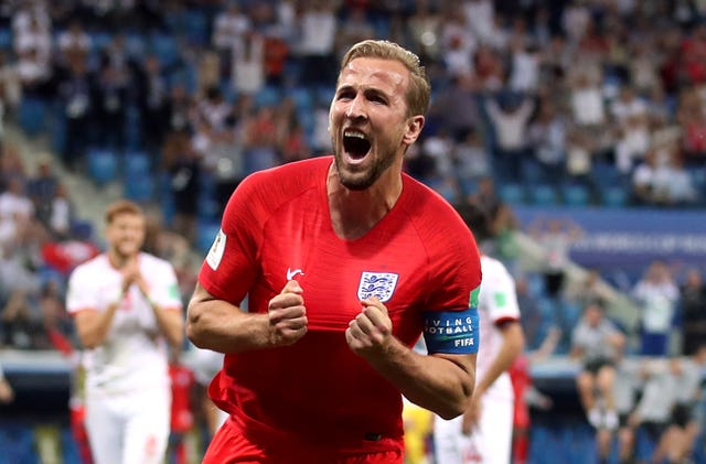 Harry Kane got England's tournament off to a winning start for the BBC