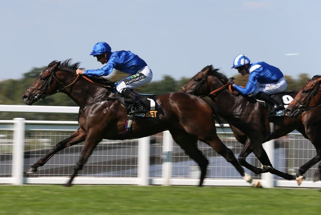 Watson has ridden winners for a myriad of connections, including Godolphin on Dubai Horizon at Sandown