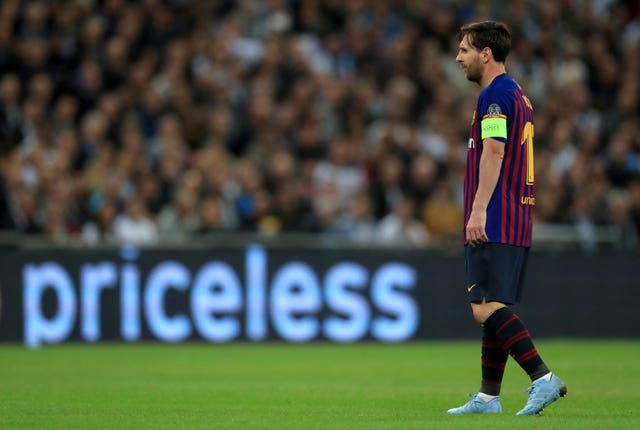 Barcelona believe they are entitled to a transfer fee if Lionel Messi leaves the club