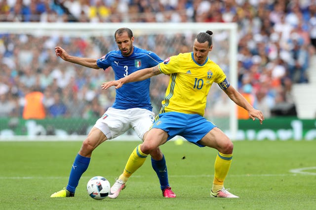 Italy v Sweden – UEFA Euro 2016 – Group E – Stadium de Toulouse