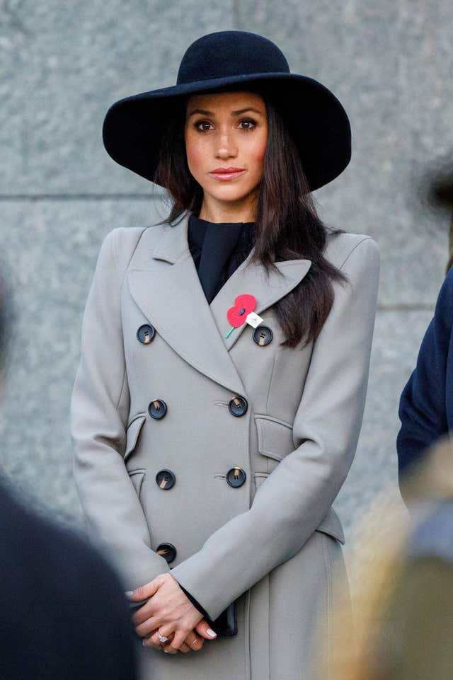 Meghan Markle graduated from Immaculate Heart High School and Middle School in 1999 (Tolga Akmen/PA)