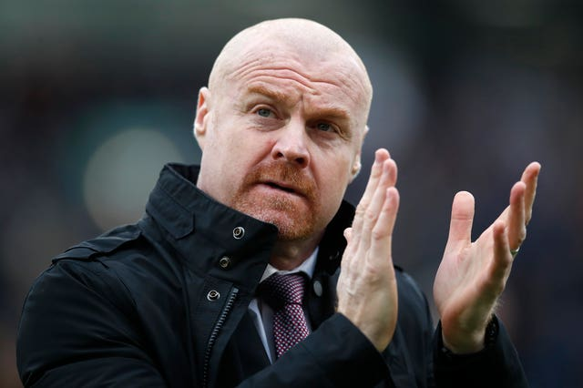 Burnley manager Sean Dyche believes footballers do a lot of good already in society