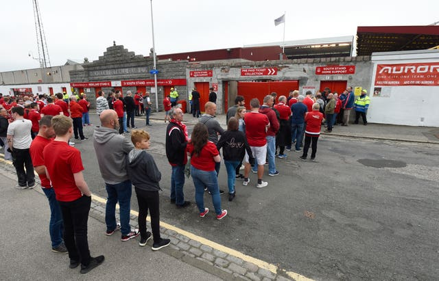 Aberdeen to help fans during coronavirus crisis
