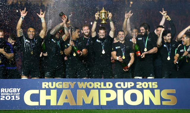 Eddie Jones said New Zealand are the exception to the rule that World Cup winners do not play entertaining rugby