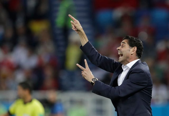 Hierro admits Spain rode their luck on way to claiming top spot in Group B