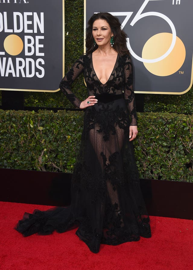 75th Annual Golden Globe Awards – Arrivals